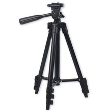 DSLR Camera Tripod Stand Photography Photo Video Aluminum Camera Tripod Stand Camera Tripod For Phone/Gopro With Bag(China)