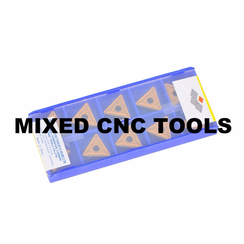 tungsten Carbide Cutting tools Milling insert RT16.01W-2.5GMB YBG205-50pcs DCMT11T308-HR YBC252- 30pcs CNMG120408-UK GK1115-30pc suck uk
