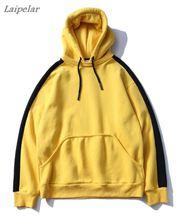 Laipelar autumn vintage patchwork hoodies women Sweatshirts hoodie sweatshirt hip hop skateboard us size
