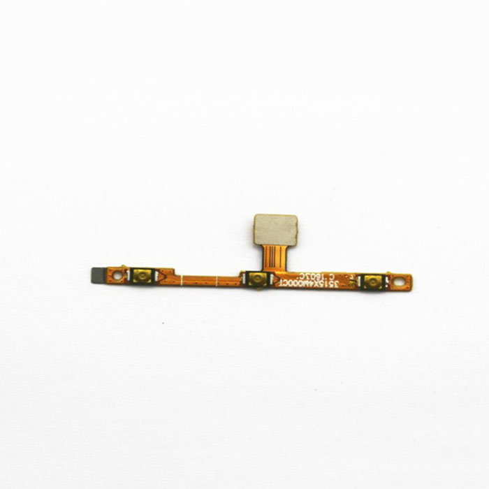 10PCS New Volume Button Flex Cable for Xiaomi 4 M4 Mi4 cell phone Power Switch On/Off Volume Repair Parts