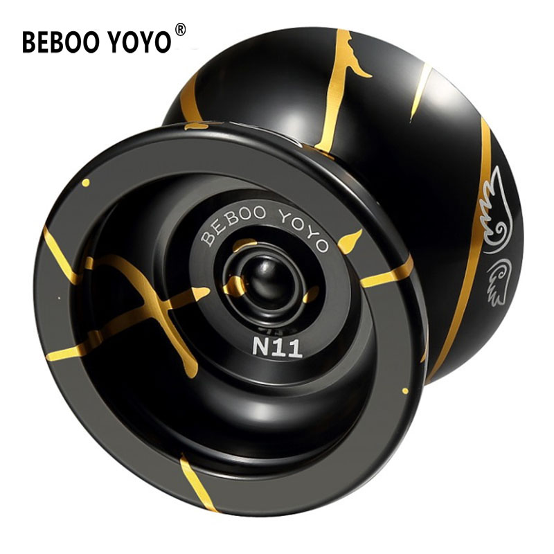 Yoyo Professional Yoyo Ball Yo yo Yo-yo High Quality Metal Yoyo Classic Toys Diabolo Magic Gift For Children N11 1A 2A 3A 5A new arrive yoyo factory aliyo yo yo 11 different colors professional sports yo yo metal ball best gift for christmas day