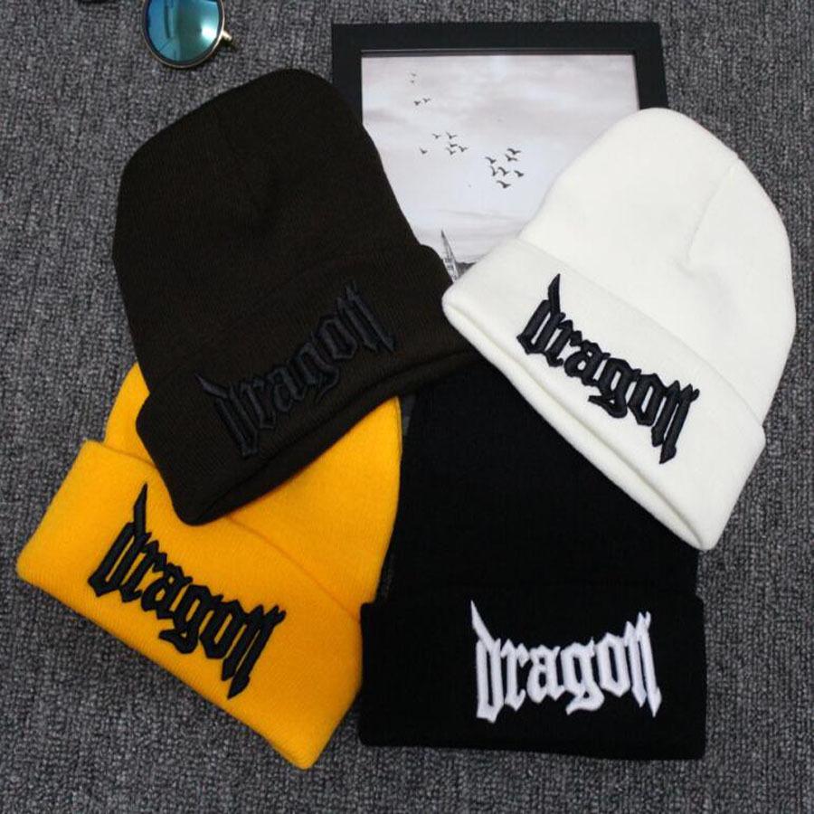 86dc99c259c 2019 Men Women Hat Dargon GD Bigbang Streetwear Cotton Casual Winter ...