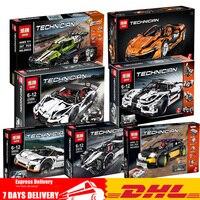 DHL Lepin Technic 20033 20052 20053 20087 23002 23006 23018 Buillding Blocks Bricks Model Toys Gifts Clone 42065 42056 5530