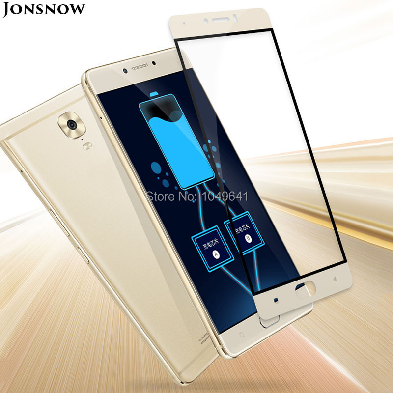 Tempered Glass For Highscreen Power Five Max 5.5 Inch LCD Guard High Quality 2D Full Screen Cover Screen Protector