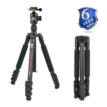 Sirui ET-2004 SLR Camera Tripod Kit Ball Head For DSLR Cameras Professional Camera Tripod Video Tripod/DSLR Tripod ET2004+K20X