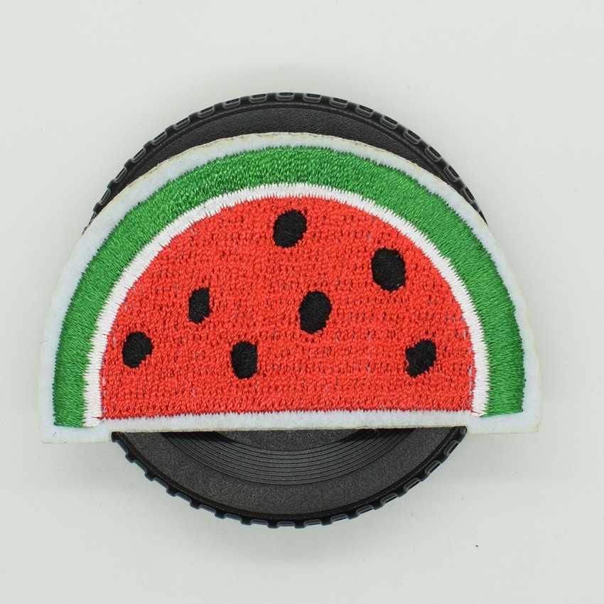 2018 патчи для одежды Parches 1 шт. арбуз Железо на патч тканевая аппликация фруктовая еда мотив арбуз наклейки для детской