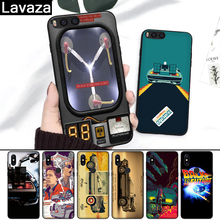Lavaza Future DeLorean Time Machine Silicone Case for Redmi 4A 4X 5A S2 5 Plus 6 6A Note 4 Pro 7 8 k20 Prime Go цена