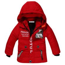 Baby Boys kurtki 2019 jesień zimowa kurtka dla chłopców płaszcz dzieci ciepły Bluza z kapturem płaszcz dla chłopca Odzież zima dzieci kurtka tanie tanio Odzież wierzchnia i Płaszcze Z KEAIYOUHUO Hooded Pełne Poliester bawełna Wagi ciężkiej Czesankowa boys jacket Pasuje do rozmiaru Weź swój normalny rozmiar