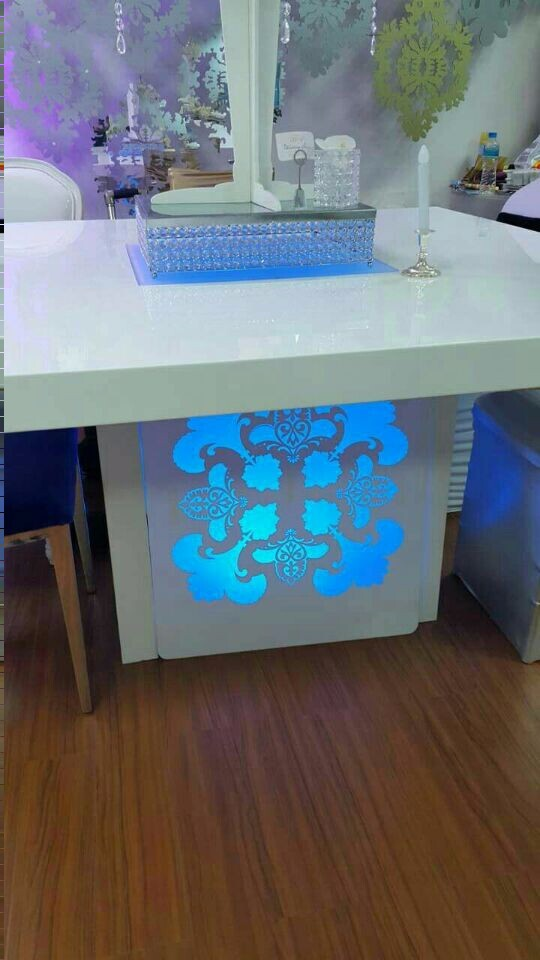 under table led light