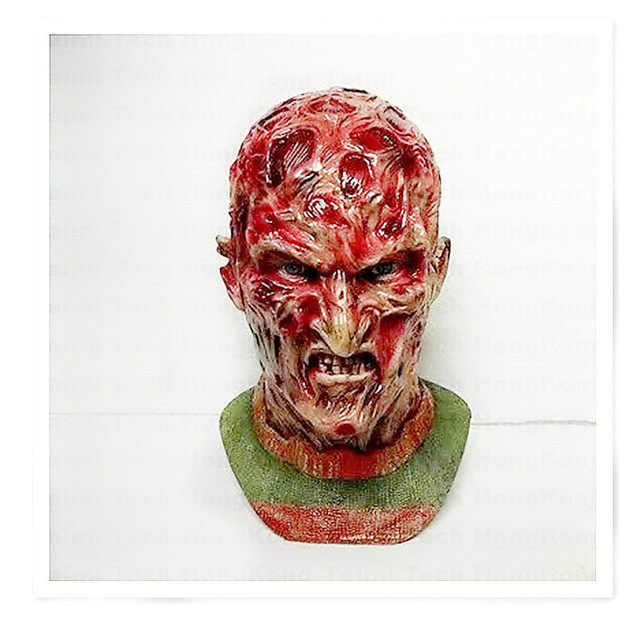 Bloody Freddy Krueger Slasher Films horror movie Jason Halloween Friday the 13th Killers