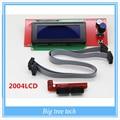 1 Шт. ЖК-Дисплей 3D Reprap Принтер Умный Контроллер Reprap Рампы 1.4 2004LCD Управления