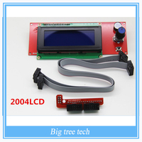 1 Pcs LCD Display 3D Printer Reprap Smart Controller Reprap Ramps 1 4 2004LCD Control