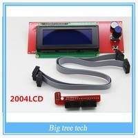 1 Pcs LCD Display 3D Printer Reprap Smart Controller Reprap Ramps 1 4 2004LCD Control
