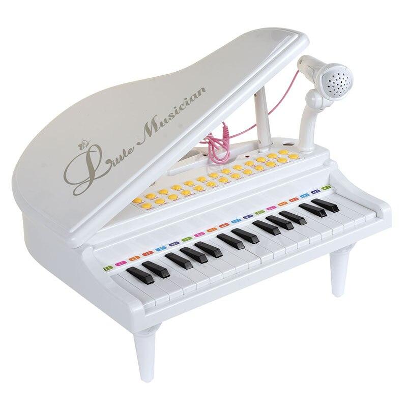 BAOLI 31 Touches Électroniques Piano Bébé Jouets Clavier Instrument de musique Avec Microphone Précoce Jouets Éducatifs Cadeau pour les Enfants - 3