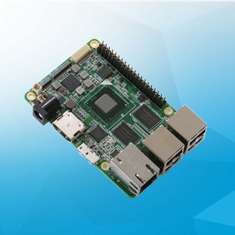 UP Board Intel X86 Developer Board Support WIN10 Full Versions Linux And Raspberry Pi