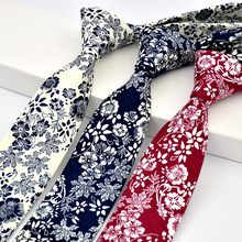 2017 New Fashion Accessories Necktie High Quality 6cm Men's ties for suit business wedding Casual