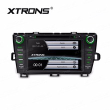 XTRONS 8 inch 2 Din Car Autoradio Radio GPS Navigation right hand drive Car DVD Player for TOYOTA Prius 2009 2010 2011 2012 2013