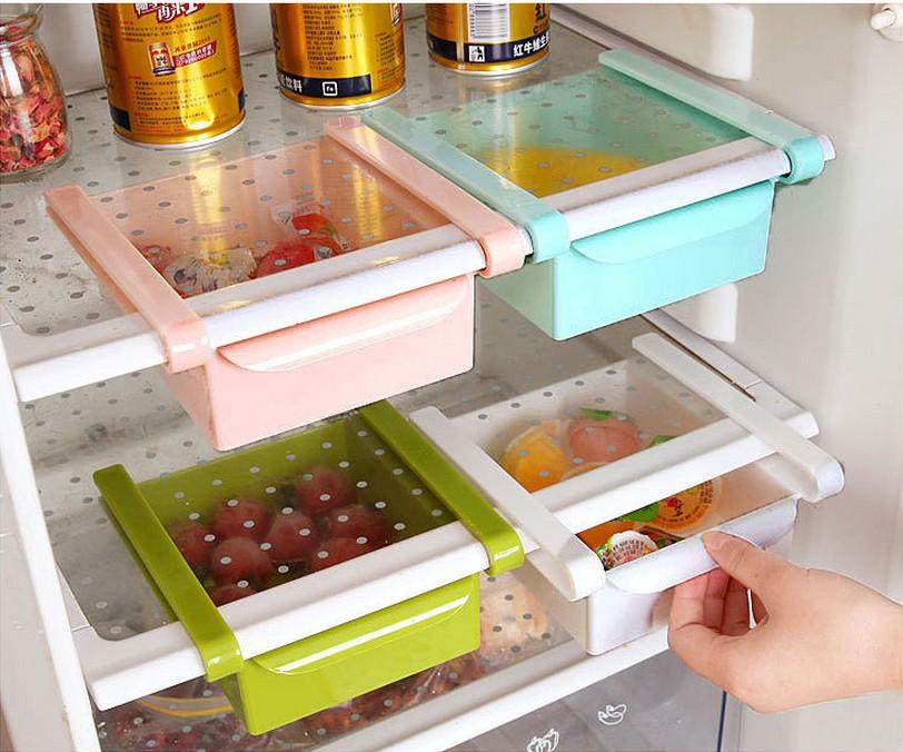 Снятие Сохранение холодильник Ящик Для Хранения кухня классификация ящик Для Хранения стойки Многофункциональный
