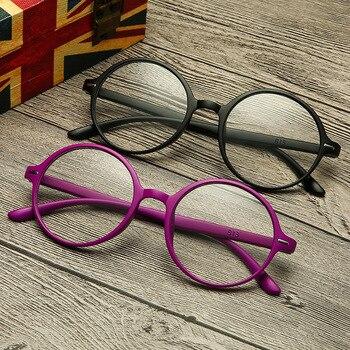Higodoy 2020 nuevas gafas de lectura redondas de plástico para Mujeres Hombres...