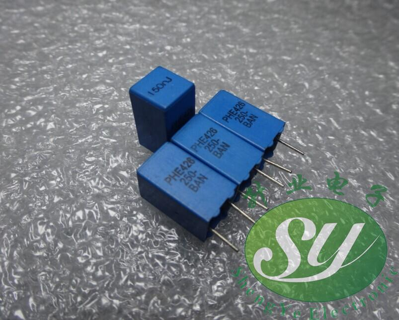 2019 Hot Sale 10pcs/30pcs RIFA PHE426 0.15uf/250v 150nf U15 154 New Film Capacitor 5MM Free Shipping
