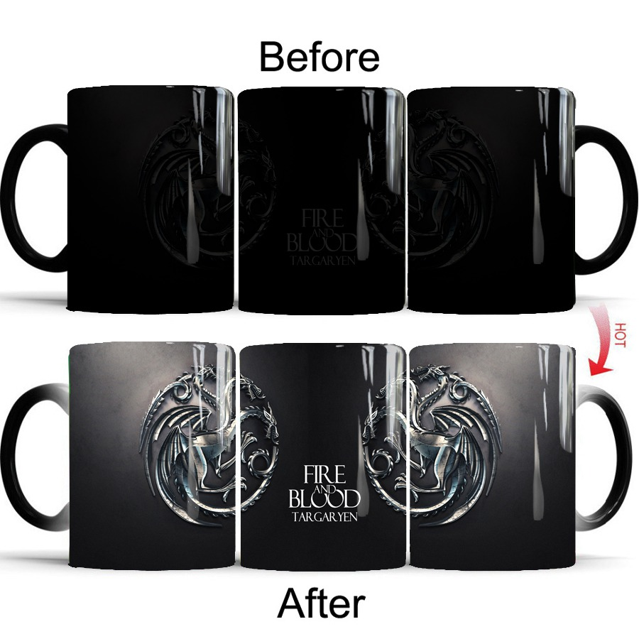 Color Changing Mug Game Of Thrones 18