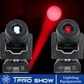 2pcs 90W Moving Head Spot Lira LED Luci del Palco Dmx Gobo Prisma Effetto Fascio Mini DJ Luce per randello del partito di Nozze con Modalità Musica