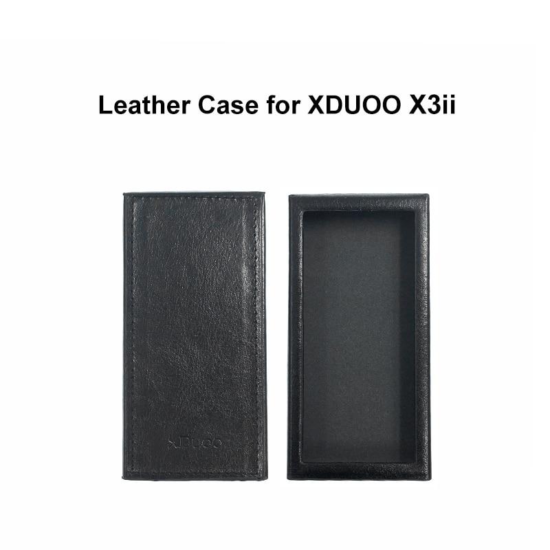XDUOO Leather Case For X3II 2nd X3 II