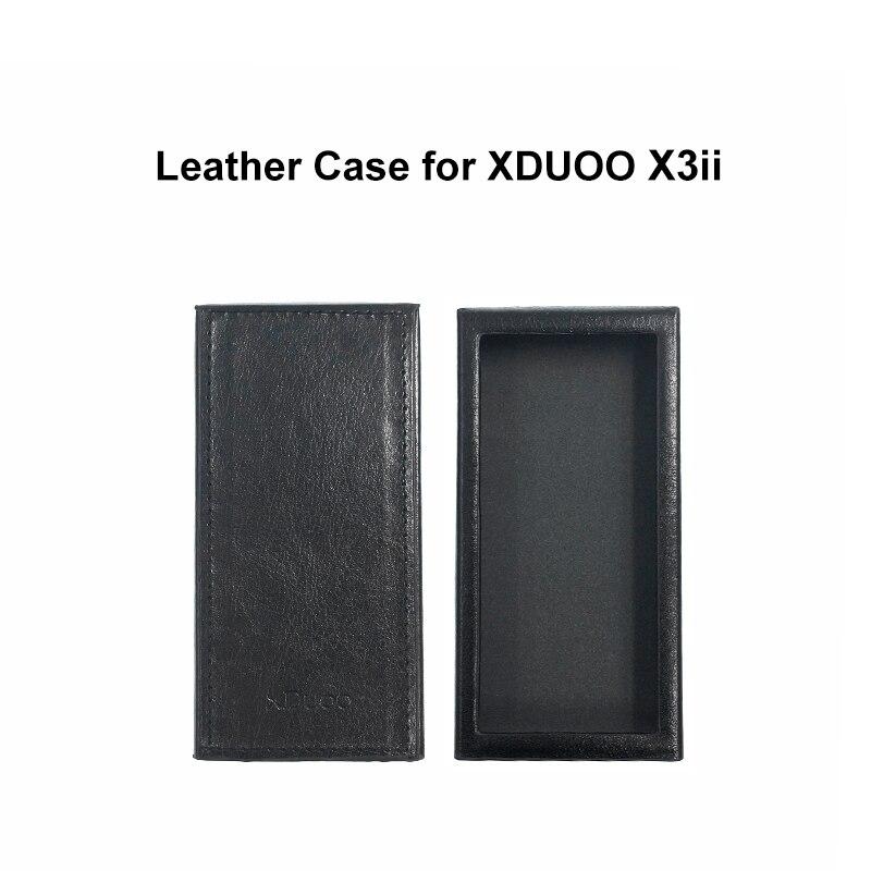 XDUOO Leder Fall für X3II 2nd X3 II
