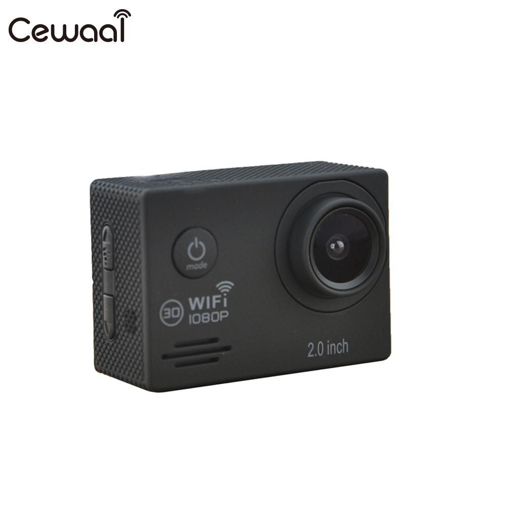 Portable 4 K 1080 P Action Sport caméra enregistreur 4 K 1080 P FULL HD Sport caméra grand Angle photographie