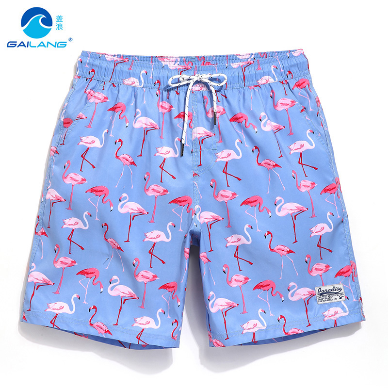Couple board shorts swimming trunks liner joggers running sweat swimsuit beach surfing boardshort sport Fitness plus bermudas
