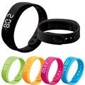2016 HOT SALE fashion 3D LED Calorie Pedometer Sport Smart Bracelet Wrist Watch Unisex  NICE