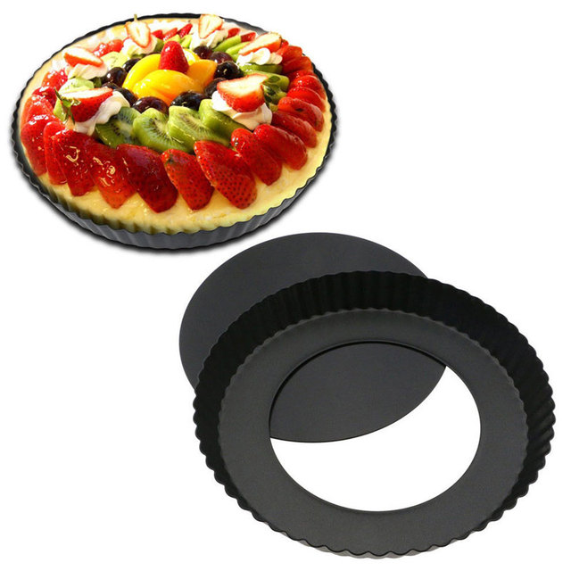Consider, that Removable bottom tart pans time become