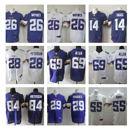 Minnesota Vikings Chad Greenway Jerseys Wholesale