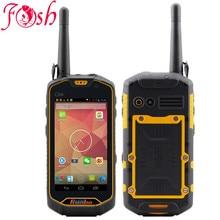 Runbo Q5 VHF UHF font b Walkie b font font b Talkie b font Smartphone IP67