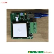 PR9200 настольный USB UHF RFID считыватель писатель 5 см-3 м антенна дальнего действия uhf RFID модуль с бесплатной SDK меткой для Raspberry pi