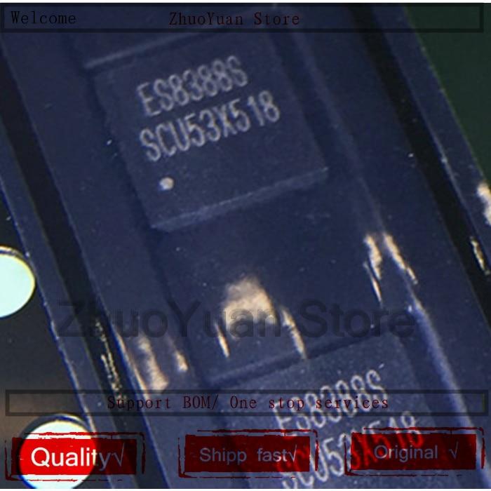 10PCS/lot ES8388S ES8388 QFN24 IC Chip New Original In Stock