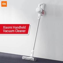 Xiaomi Mi ручной беспроводной пылесос портативный беспроводной сильный всасывающий аспиратор домашний Циклон чистый пылесборник