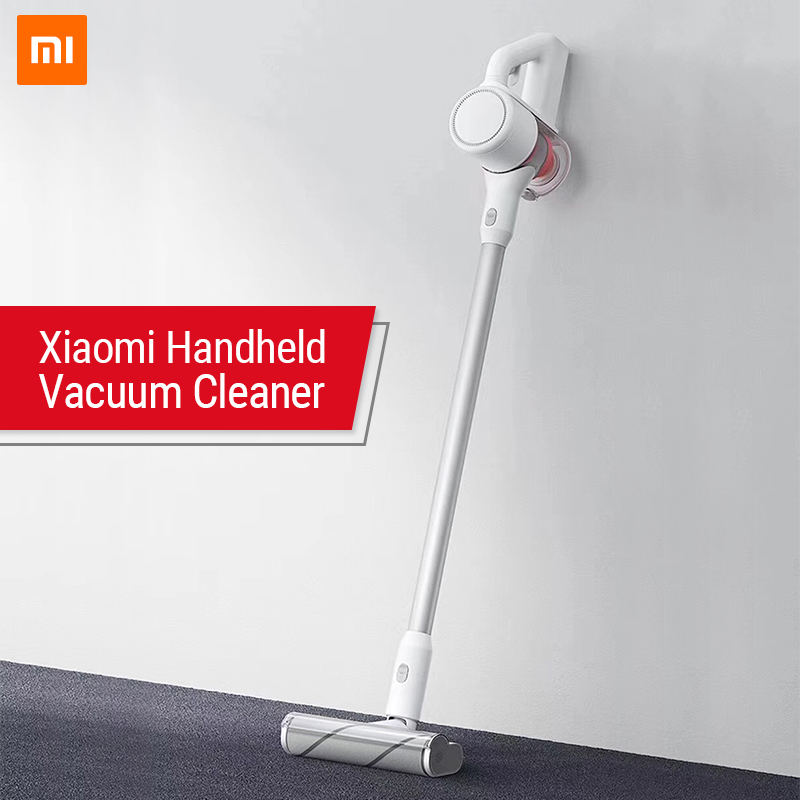 original xiaomi mi handheld wireless vacuum cleaner portable cordless strong suction aspirador. Black Bedroom Furniture Sets. Home Design Ideas