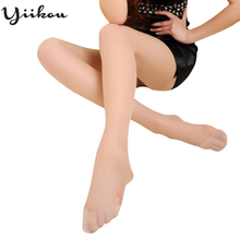 Female summer  autumn fashion nylon work stockings womens breathable no filed Mercerized pantyhose, bottoming romper tight