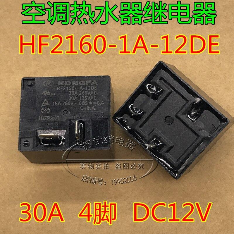 1 PCS HF2160-1A-12DE DIP4 30A 12 V Relais