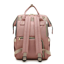 Yooap Mommy Bag Multifunctional Large Capacity Mom and Child Upgraded Waterproof Shoulder Out Fashion Backpack