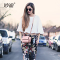 A2005 2016 Fashion Vintage Famous Brand Shoulder Bag Women Bolsa Femininas Small Bag Crossbody Genuine Leather Trapeze Handbag