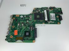 Para Toshiba Satellite C50 C55 C55-A Laptop motherboard V000325050 HM76 6050A2566201 PGA989 Mainboard(China)