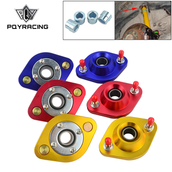 PQY - Shock TOP Mount Set FOR BMW E30 E36 E46 Z3 Pillow Ball Rear Upper Camber Plates PQY-THM02 image