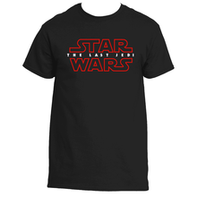 Star Wars The last jedi Tee shirt Free shipping  Harajuku Tops Classic Unique T Shirt