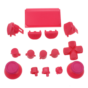 Image 4 - Ting Dong 16 set L1 R1 L2 R2 Trigger Buttons Thumbstick cap for PS4 Pro controller for PS4 4.0 JDS 040 JDM 040 Controller Button