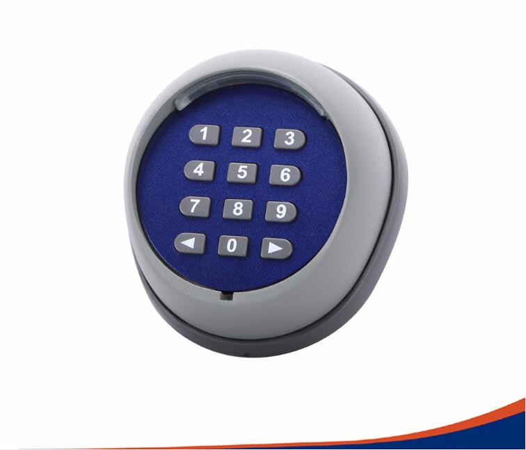 door lock access control wireless keypad password switch kit for came faac bft gate door access