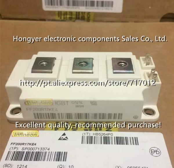 Free Shipping FF200R17KE4 New products(Good quality) free shipping mcd162 08io1 mcd162 08i01 new products good quality