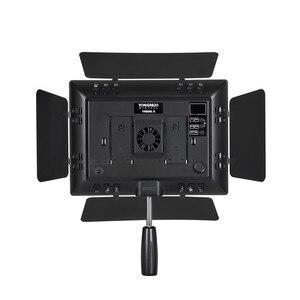 Image 3 - YONGNUO YN600L השני 3200K 5500K YN600 השני 600 וידאו LED אור פנל 2.4G אלחוטי שלט רחוק על ידי טלפון App עבור ראיון מצלמה