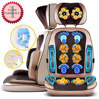 Health Care Full Body Massager Back Massager Neck Shiatsu Massage Chair Massage Pad Muscle Stimulator